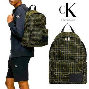 Calvin Klein Nylon Street 2way plain logo backpack